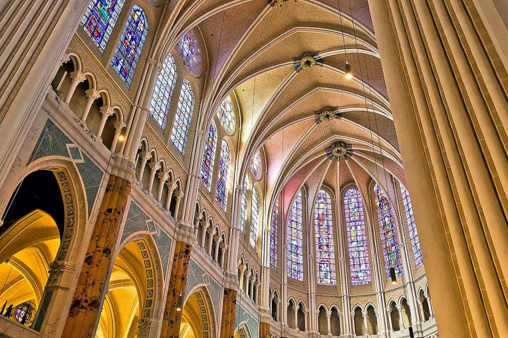 Sacred France Chartres Cathedral