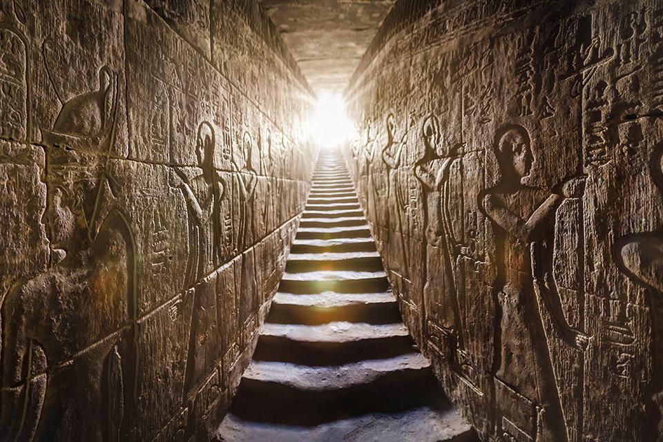 ABYDOS EGYPT Sethi I temple