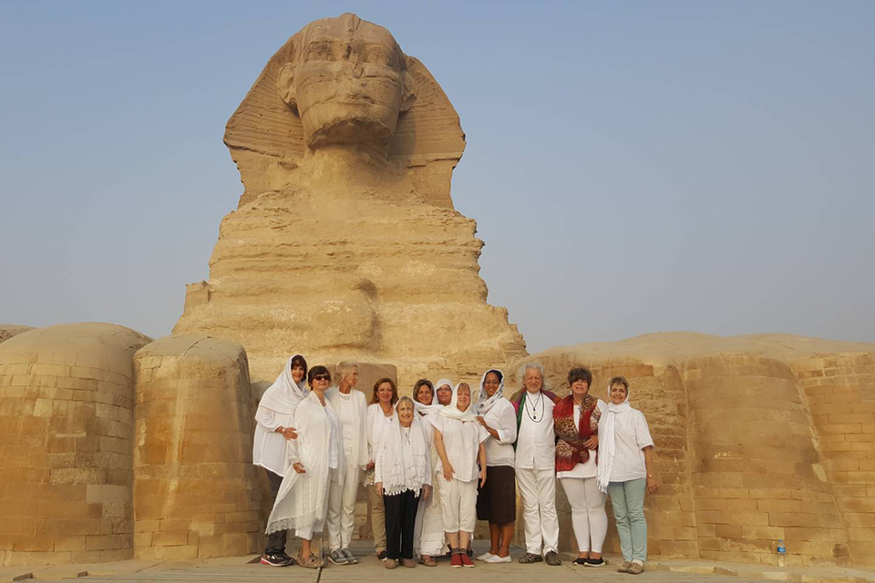 Great Pyramid and Sphinx Private Tour | Sacred Mystical Journeys