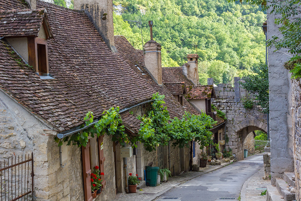 Rocamadour Village in France | France Sacred Sites & Ascension Tour - Sacred Mystical Journeys