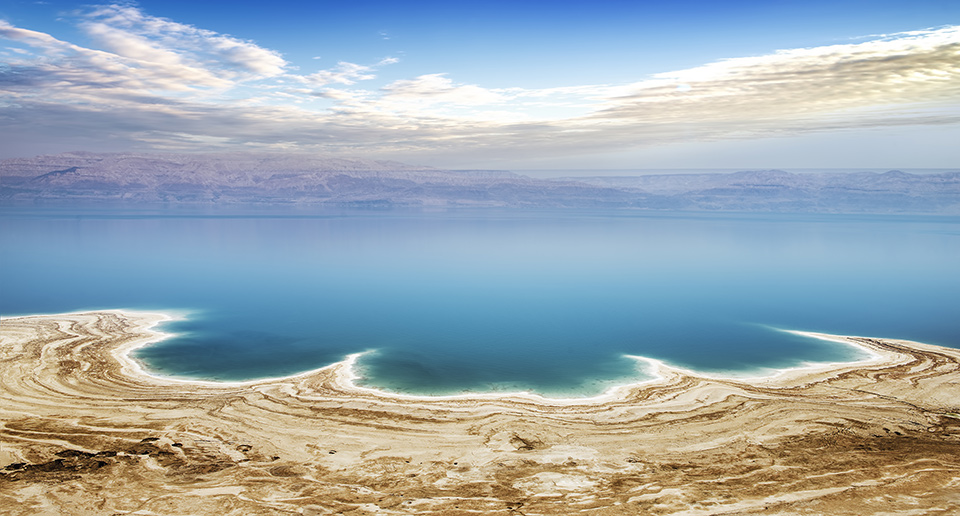 The Dead Sea in Israel - Sacred Tour of Israel | Sacred Mystical Journeys