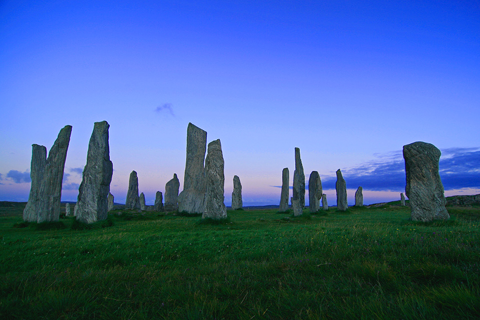 Callanish Standing Stones - Sacred Pilgrimage to Scotland with Joan Clark | Sacred Mystical Journeys