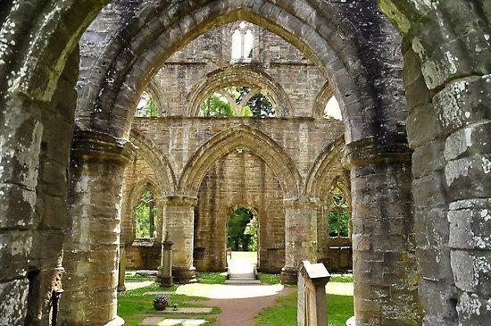 Dunkeld Cathedral Scotland