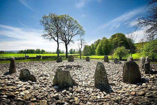 Temple Wood Standing Stones