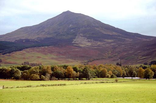 Holy Mountain Schiehallion, Scotland
