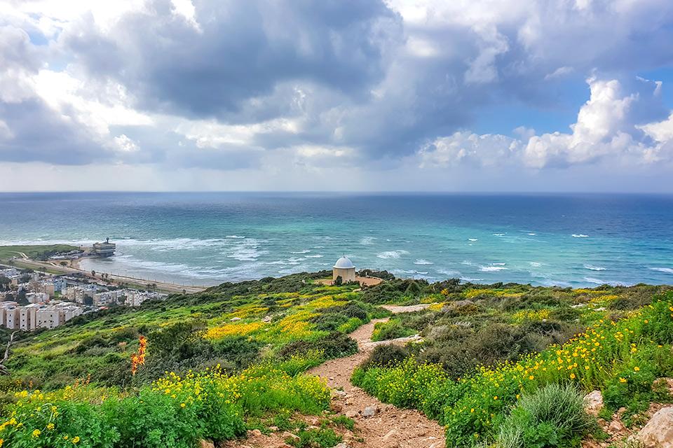 Mount Carmel, Haifa, Israel