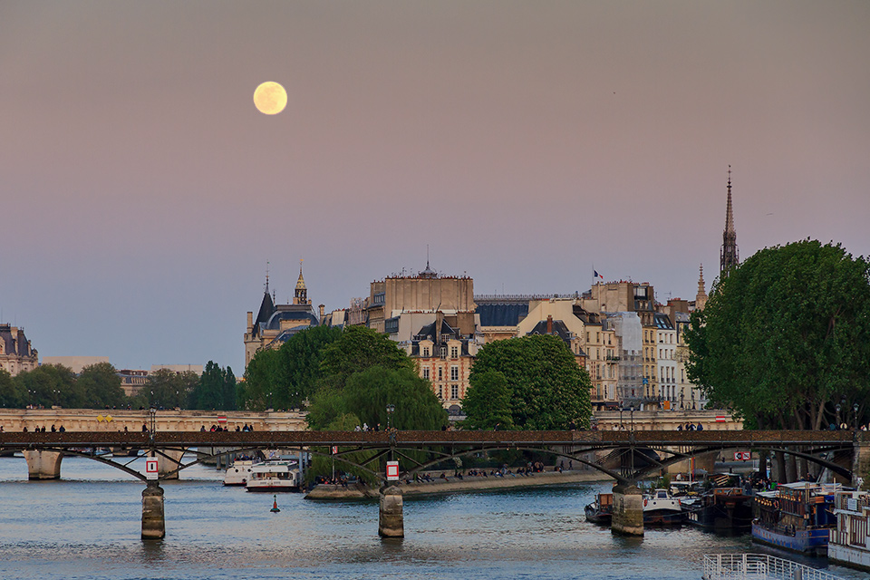 September Full Moon Meditation from Paris | Sacred Mystical Journeys