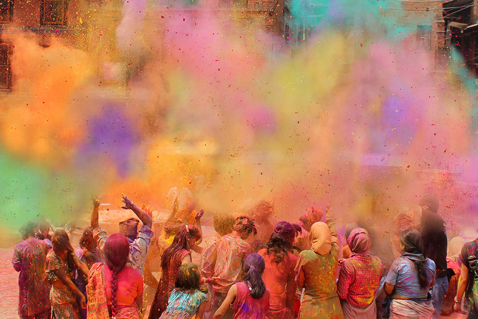 Festival of Holi in India, March, 2020 | Sacred Mystical Journeys