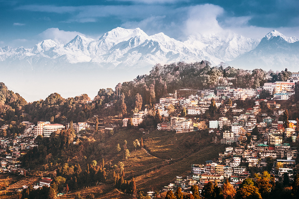 Kangchenjunga and Darjeeling | Spiritual Journey to India