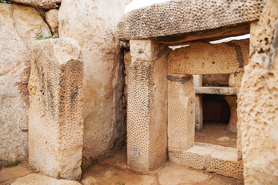 Mnajdra Temple Complex in Malta | Sacred Tour of Malta and Sicily