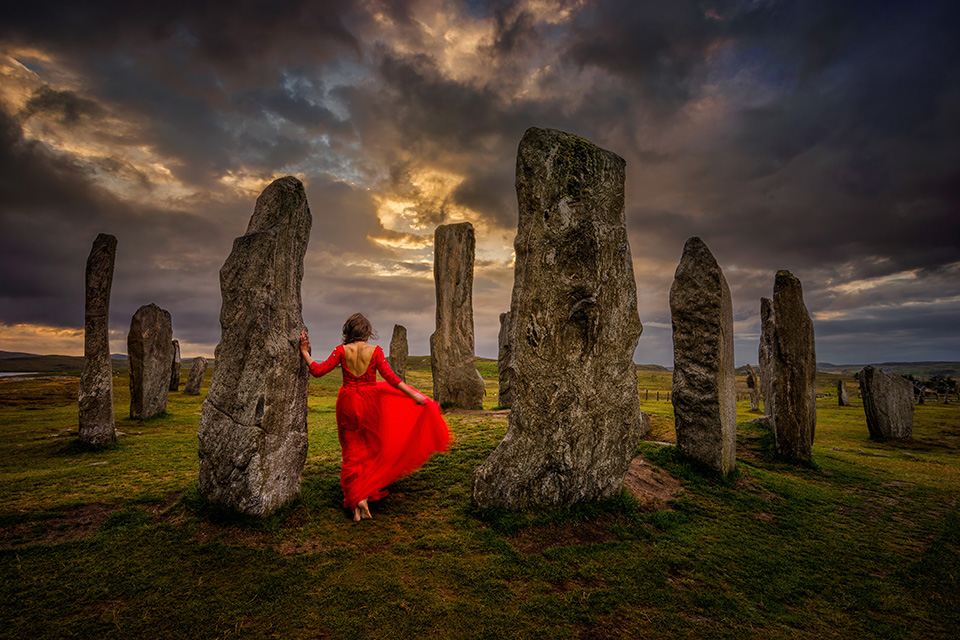 Experience the Power of the Callanish Standing Stones | Travel Sacred Scotland - Sacred Mystical Journeys