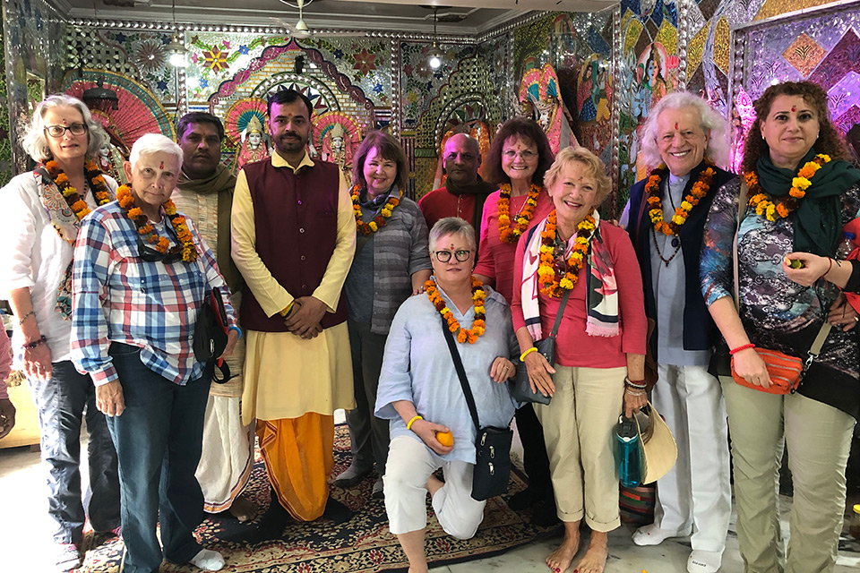 2020 India Travel Group in Delhi - Sacred Mystical Journeys