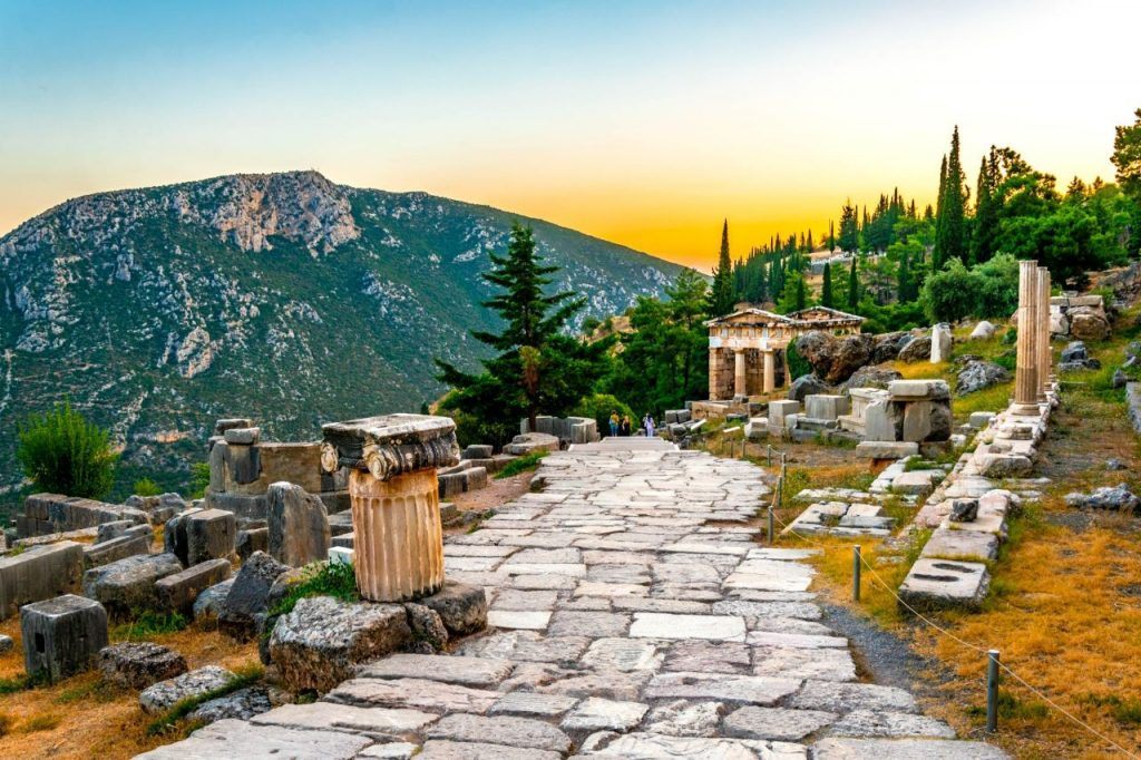 Delphi History